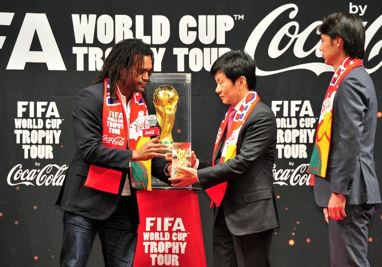 Tycoon donates $3.5m for new S. Korea football coach