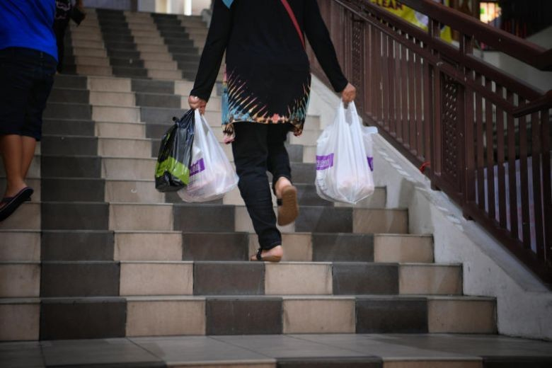 Singapore recycles less than 20% of 1.76 billion plastic items a year