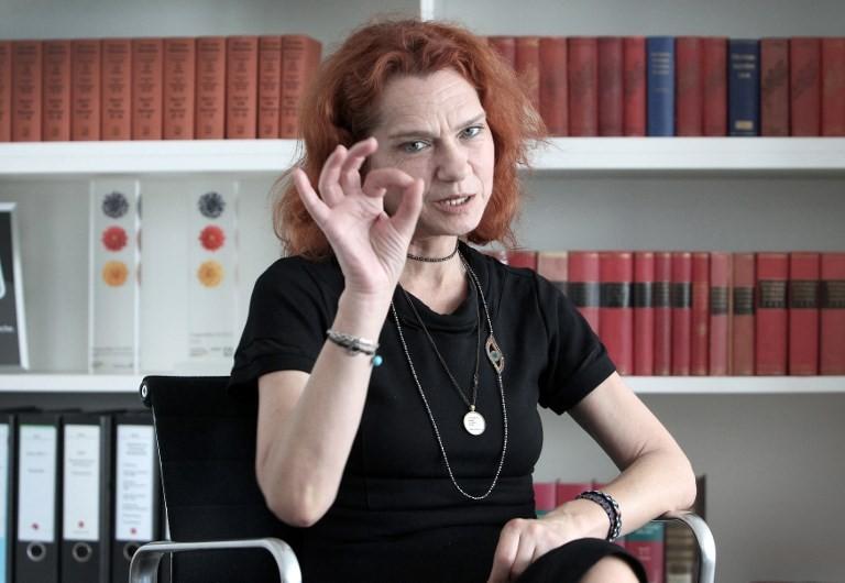 For exiled novelist, Turkey 'like 1930s Germany'