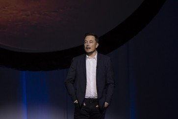 Musk admits exhaustion as tweet storm deepens