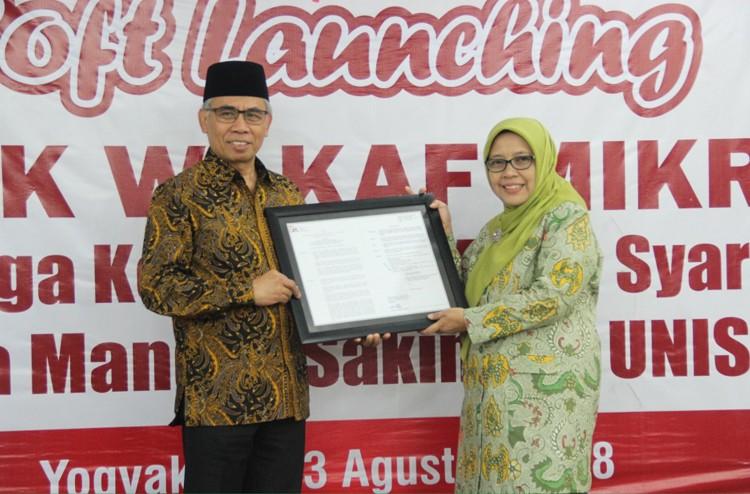 Muhammadiyah's women's wing opens micro bank in Yogyakarta