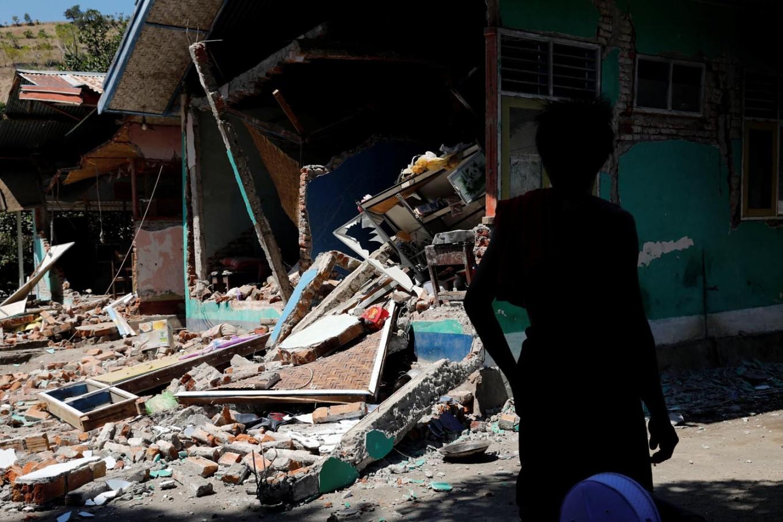 Smaller earthquake hits neighboring E. Nusa Tenggara