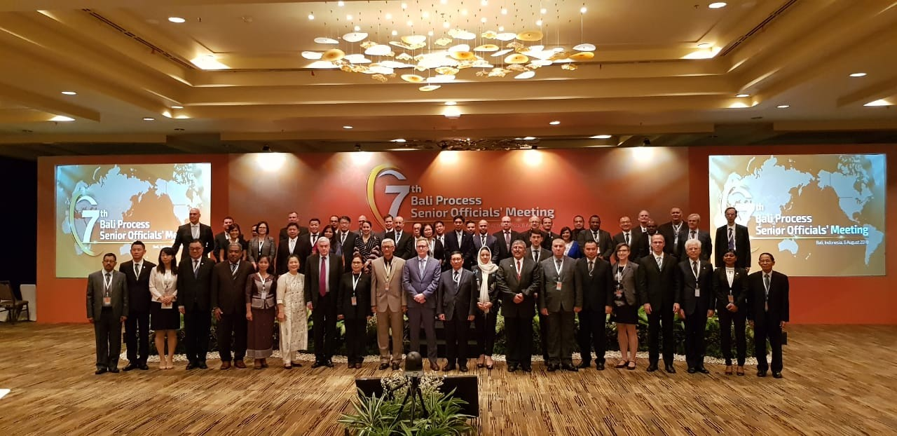 7th Bali Process conference to continue amid earthquake relief