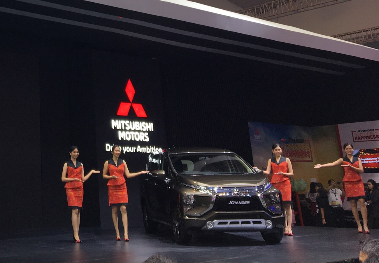Mitsubishi begins producing Xpander in Malaysia with parts from Indonesia