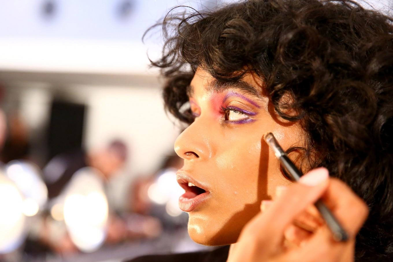 This Seasons Makeup Trends According To Archangela Chelsea Make Over Trivia Eyeshadow