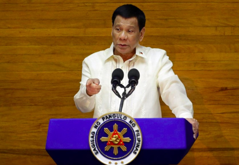 Philippines' Duterte hit by new ICC complaint over deadly drug war