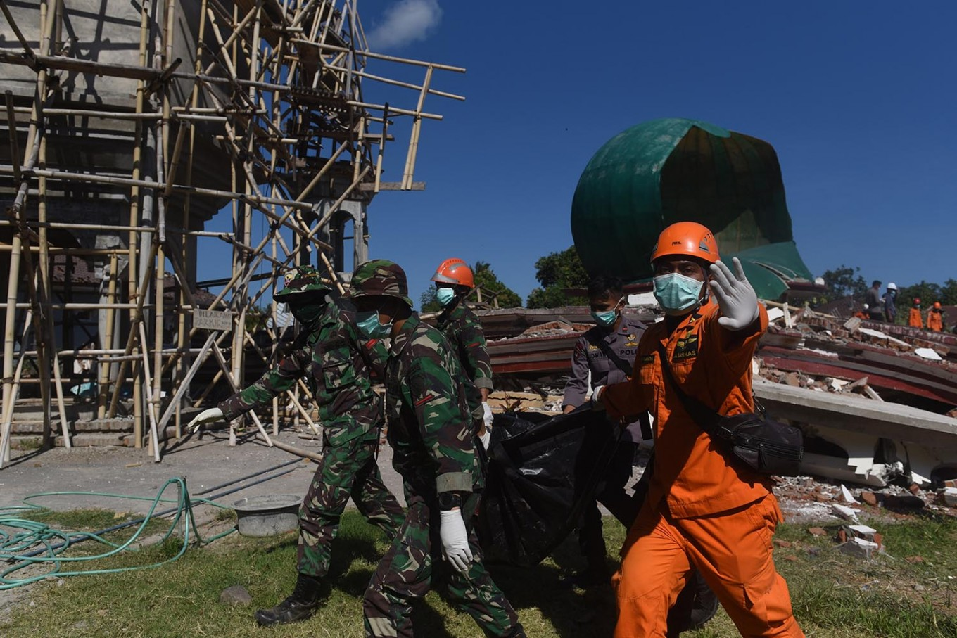 10 deadly earthquakes between Aceh and Lombok