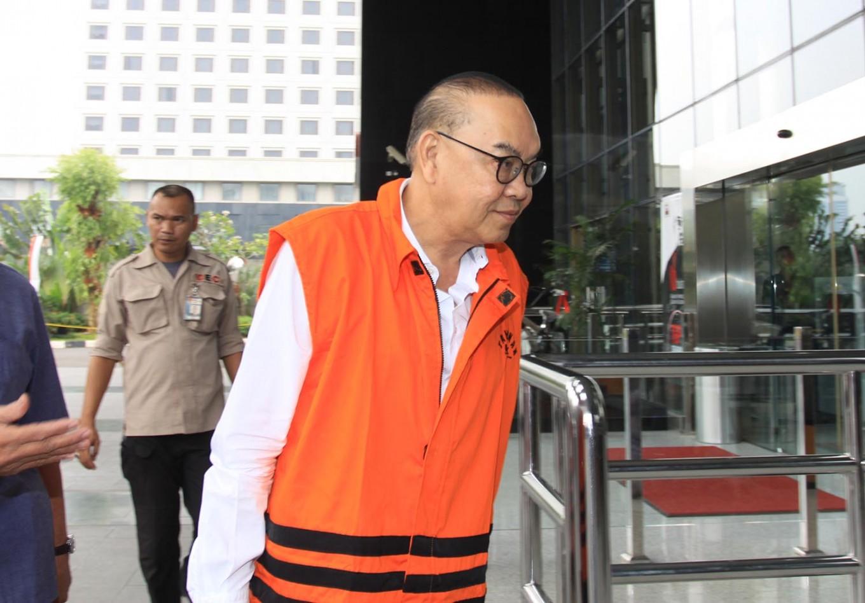 Businessman indicted in Riau PLTU graft case - National ...