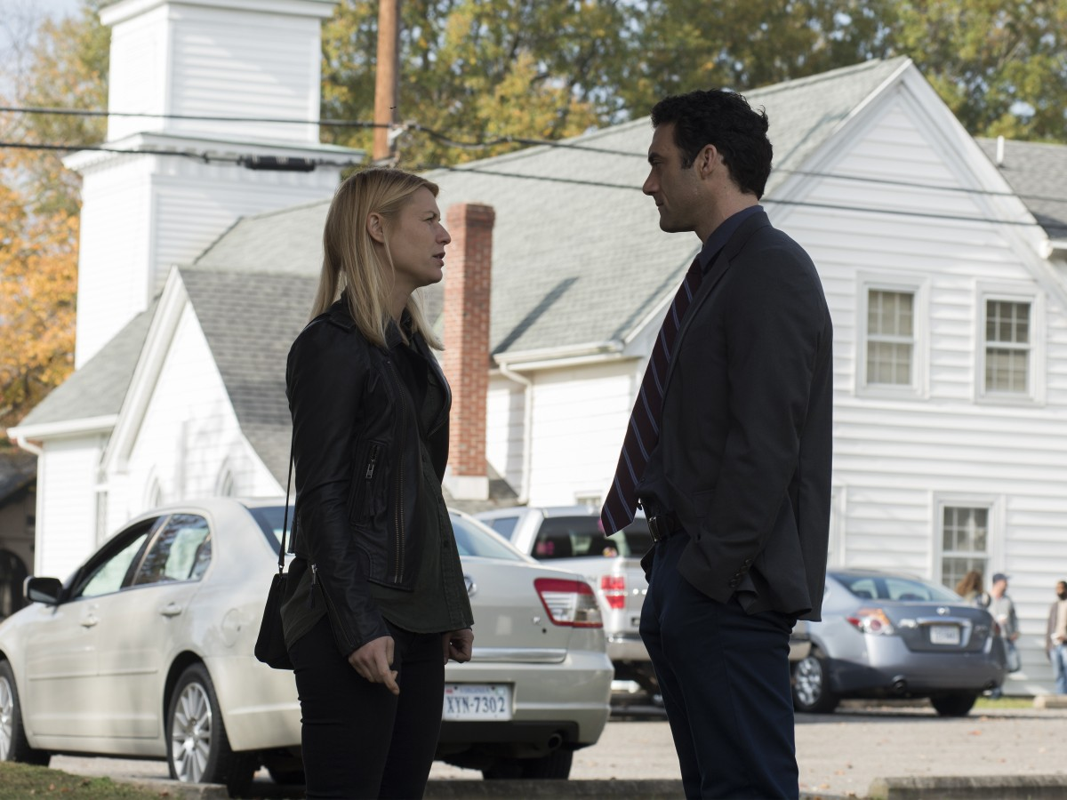 'Homeland' to end after eighth season