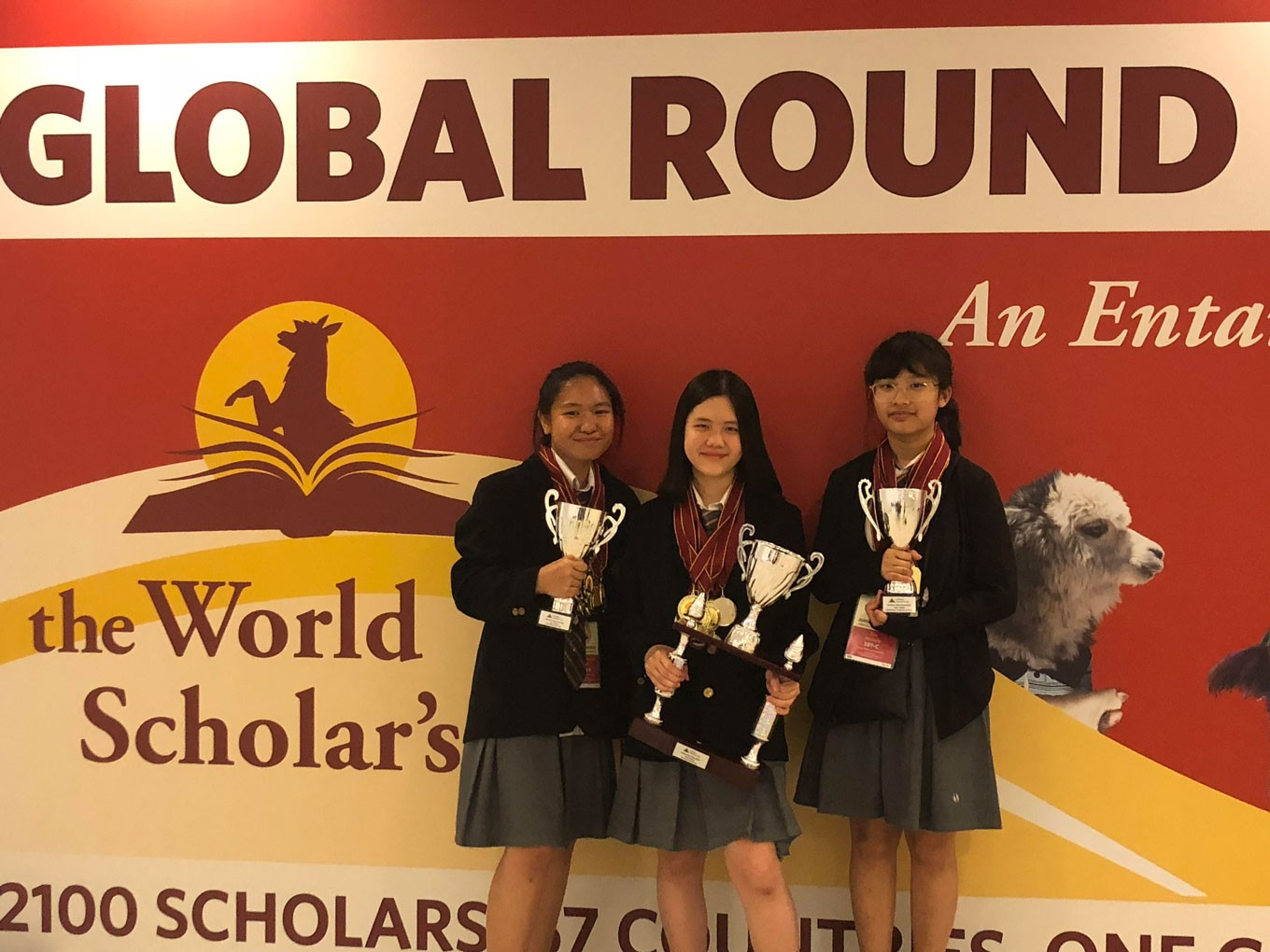 Indonesian students win three trophies, 38 medals at World Scholar's Cup