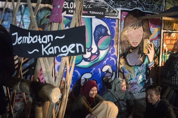 A smile behind Kangen Market