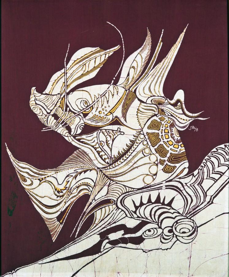 Fish by Sarkasi Bin Said Tzee