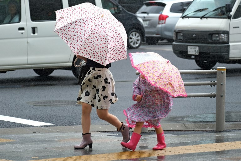 Extreme weather imminent ahead of rainy season in October