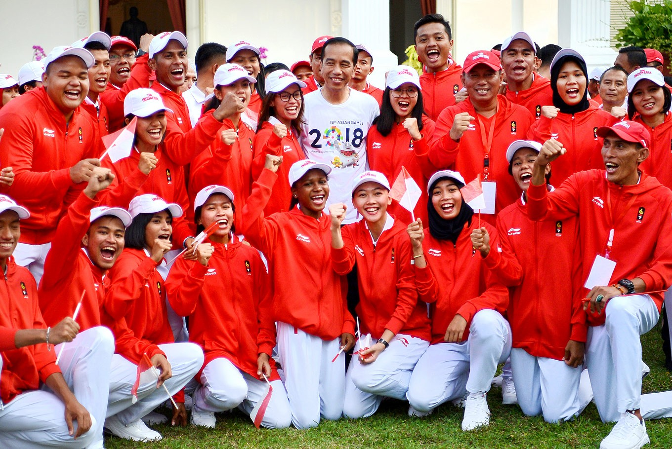 Indonesia pins hopes for gold on these shining athletes: The list