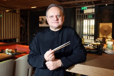 French cooking royalty mourns again at Robuchon memorial