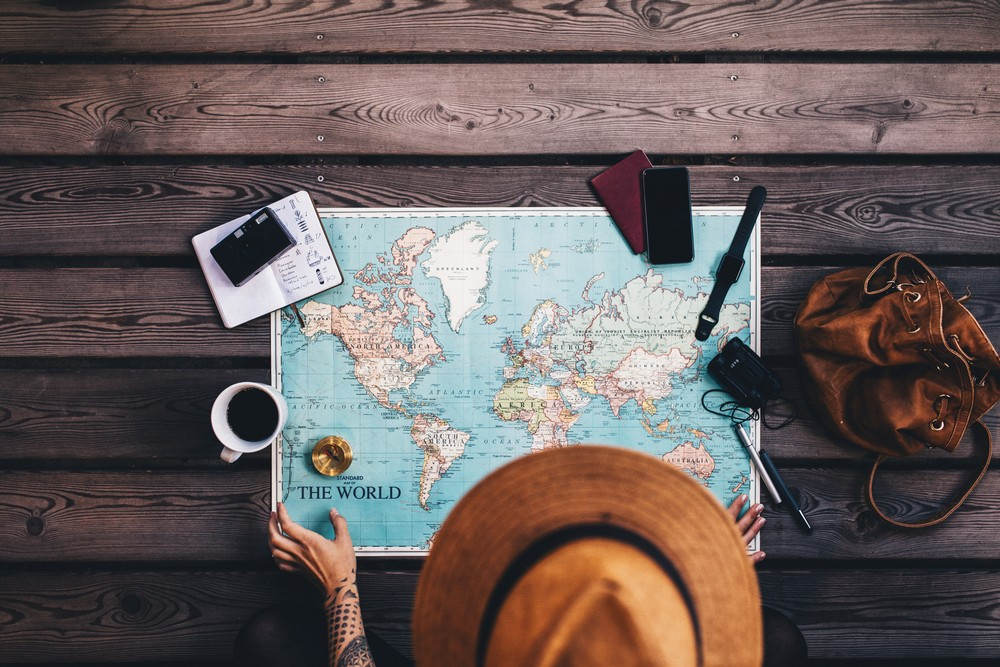 To travel or to save? How to end the dilemma