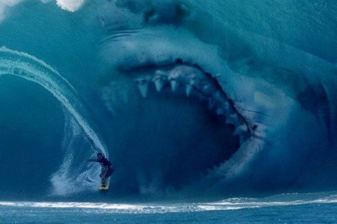The Meg': Great wide line between fiction and fact