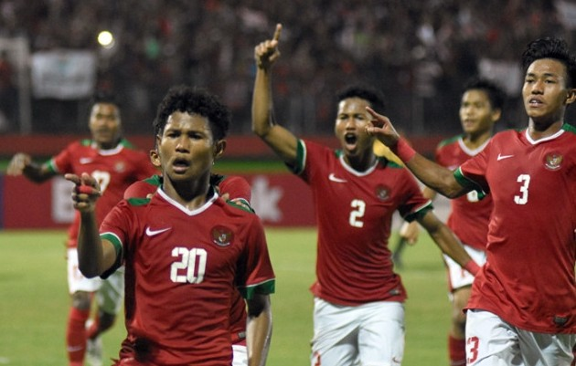 Indonesia faces Thailand in AFF U16 final