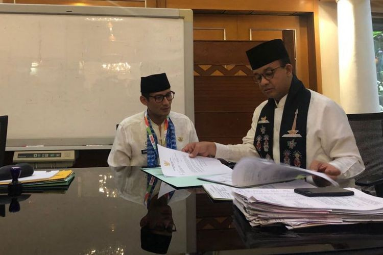 Not even close to Sandiaga: Gerindra questions qualifications of PKS deputy governor nominees
