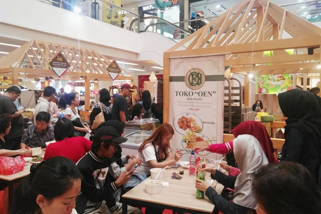 'Kampoeng Legenda' culinary festival to welcome Independence Day