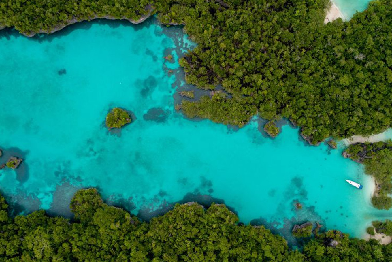 Baer Island, holiday alternative to Raja Ampat