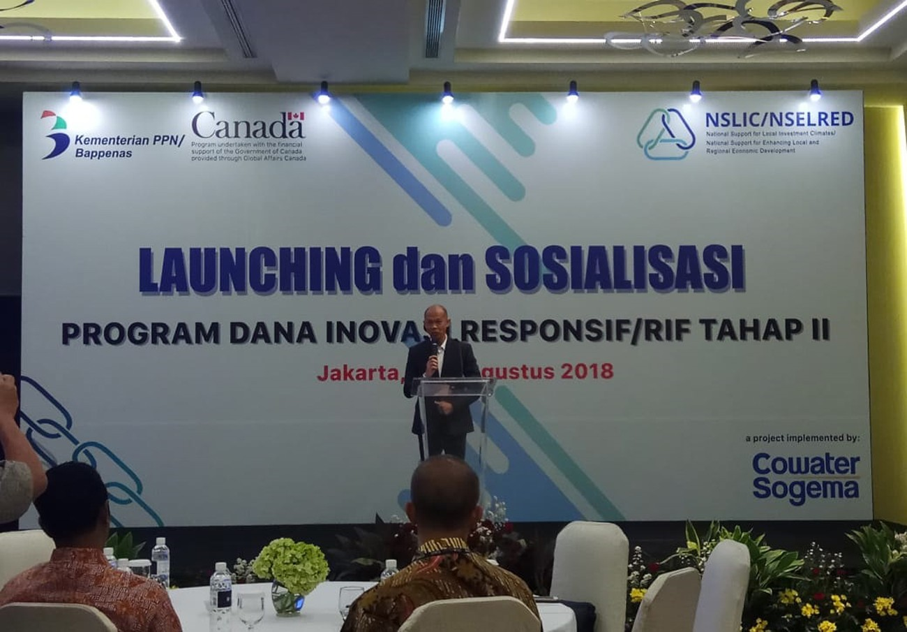 Canada launches second phase of local economy development project