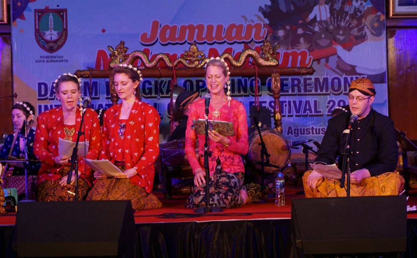 Indonesia to propose gamelan as UNESCO cultural heritage