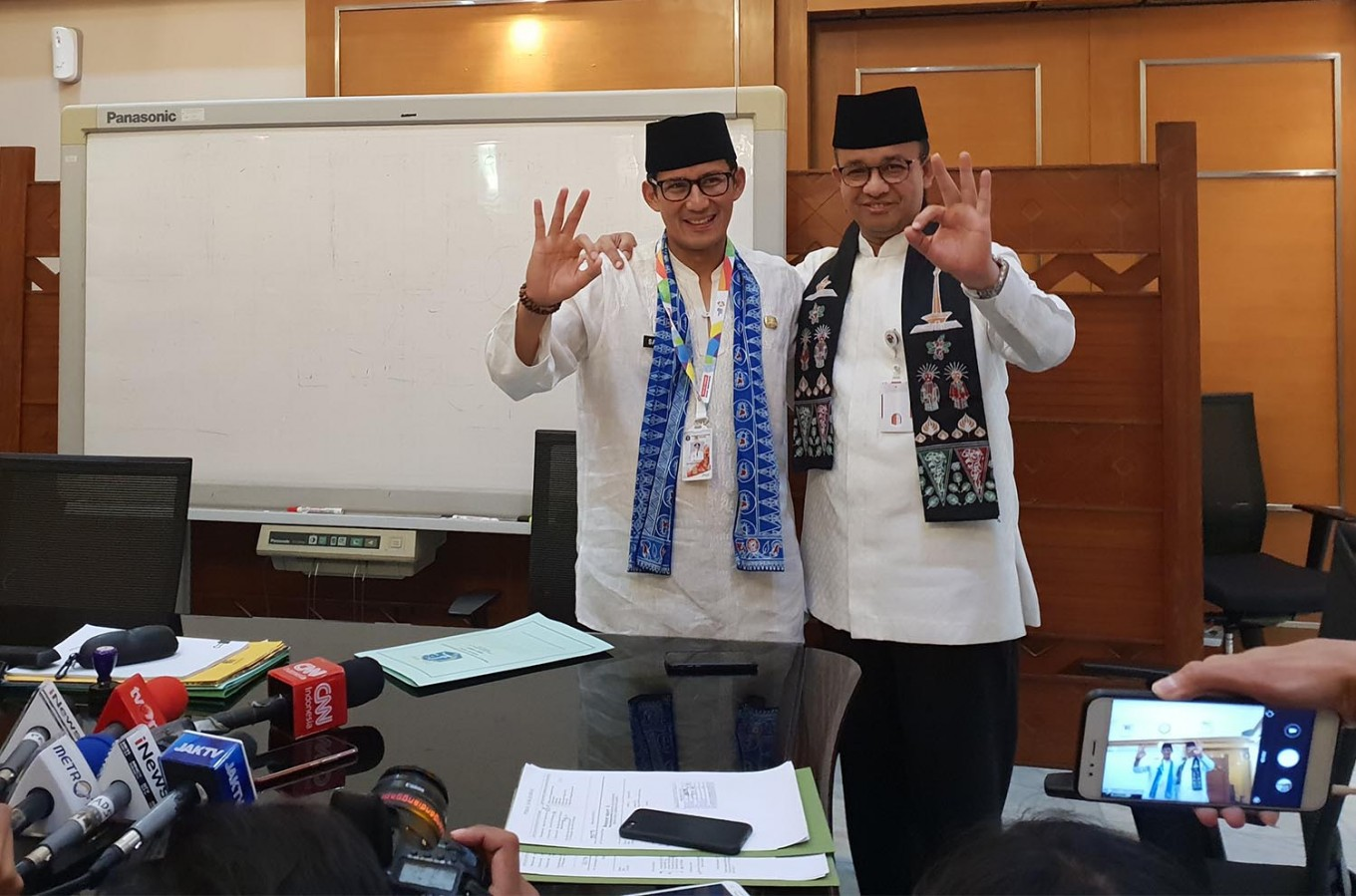 New deputy 'must have good chemistry' with Jakarta governor