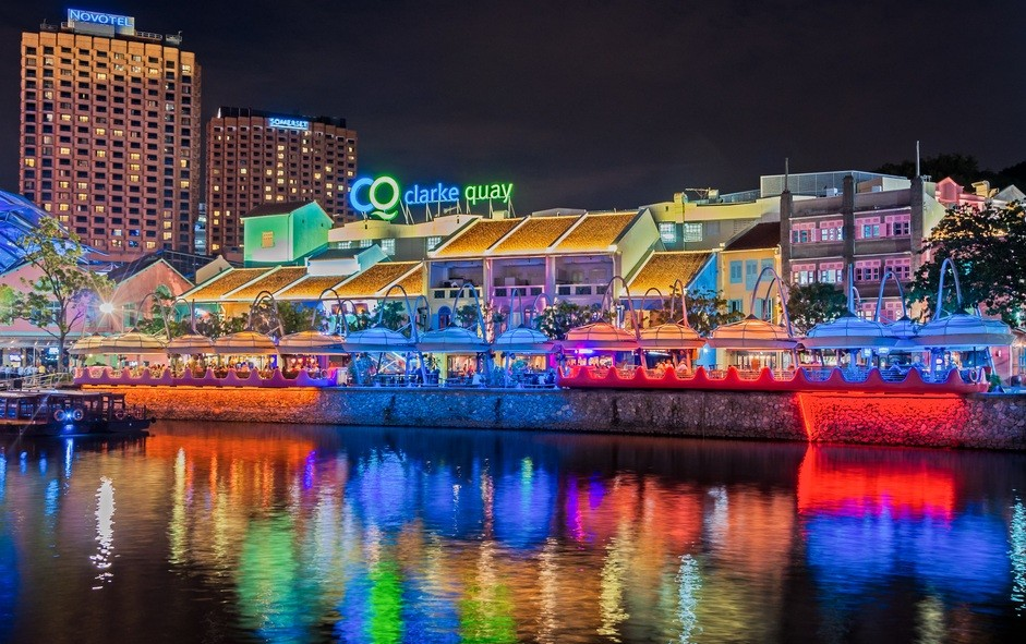 Extension of liquor hours at Singapore's Clarke Quay on trial