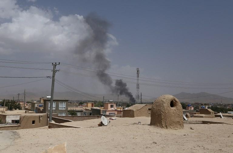 Fight for Afghan city rages despite govt claim of upper hand