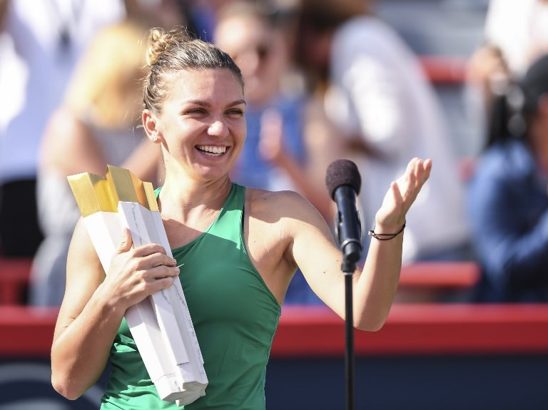 World No. 1 Halep withdraws from Connecticut Open