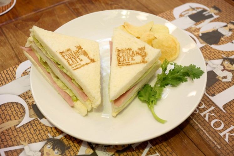 Amuro Original Ham Sandwich