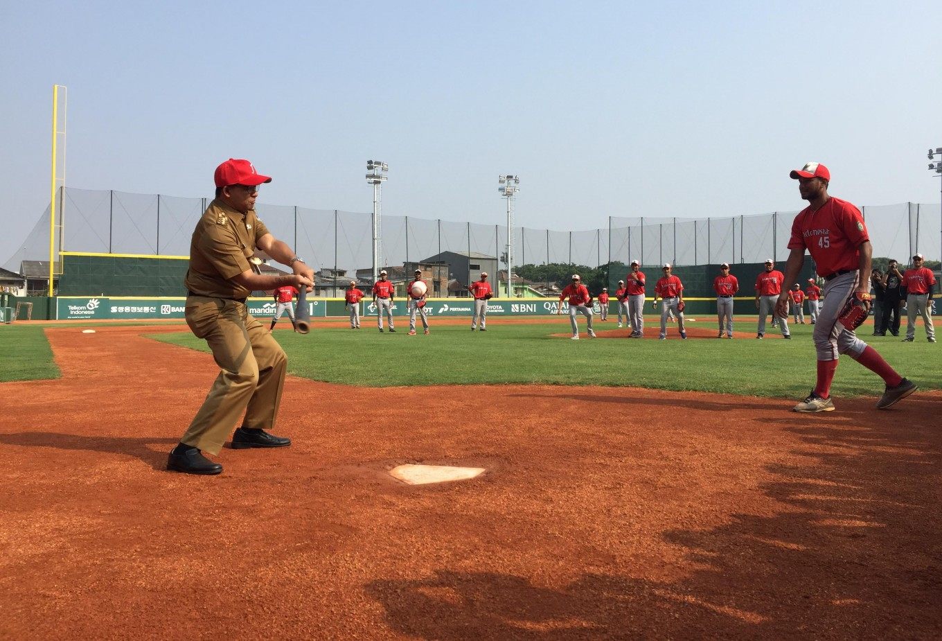 12 Jakarta sport venues for Asian Games inaugurated