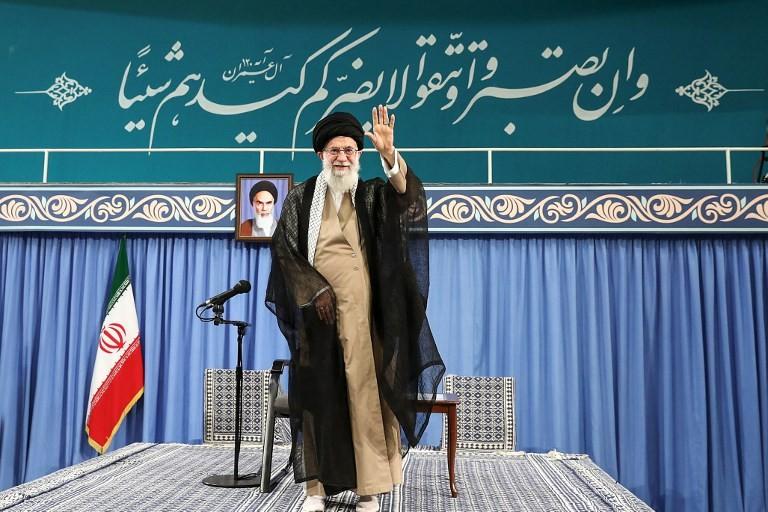 'No war, no negotiations with the US': Khamenei
