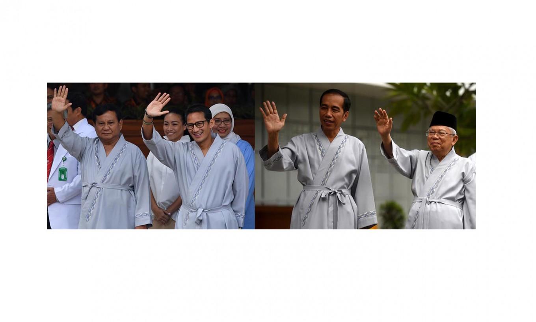 Sandiaga wealthiest candidate, Jokowi worth Rp 50b