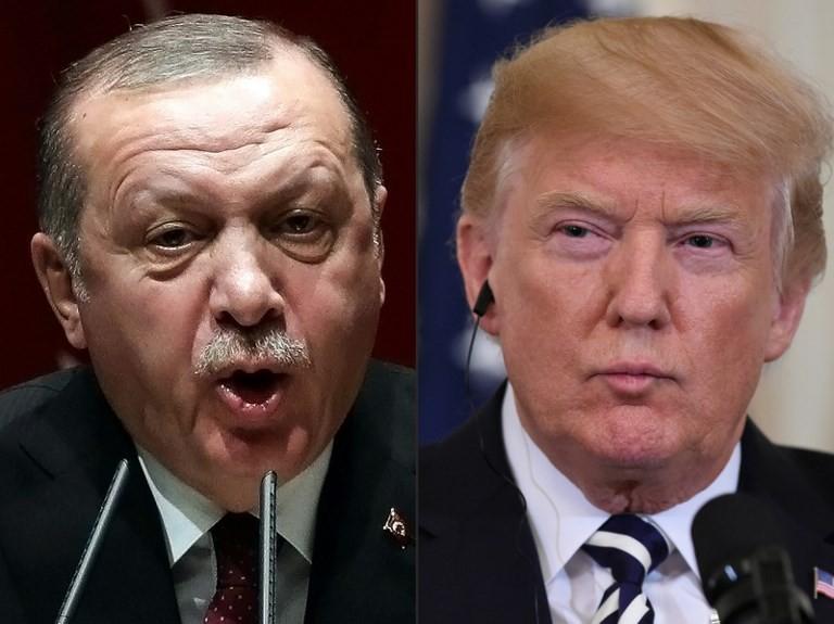Erdogan to boycott iPhones as Turkey's feud with US escalates