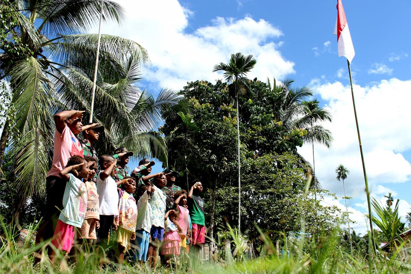 Government to shift focus from infrastructure to education in Papua