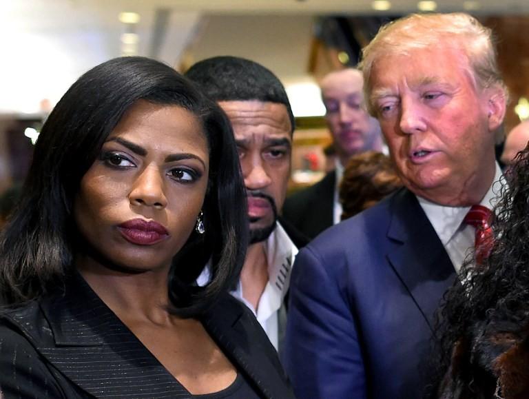 Trump slams former White House aide Omarosa as 'dog'