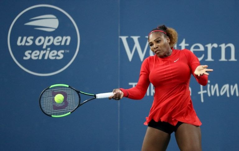 Serena Williams breezes past Gavrilova, Pouille ousts Murray