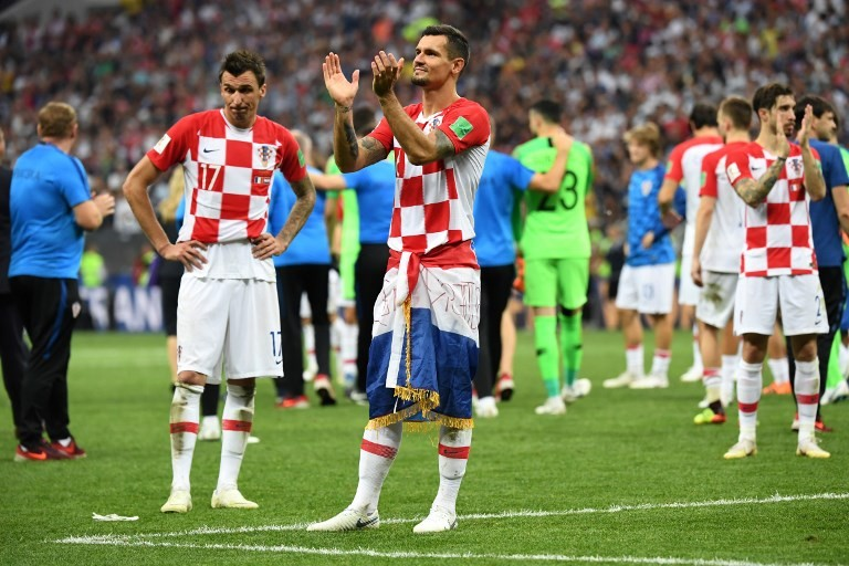 Mandzukic calls time on Croatia career