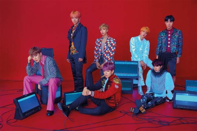 Bts Releases Photos For Love Yourself Answer Entertainment
