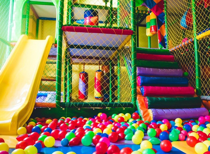 3c02802ce Indoor playgrounds in hot demand as Japan swelters - News - The ...