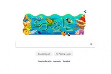 Google Doodle celebrates Bunaken National Park's anniversary