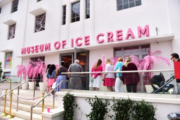 What if the Museum of Ice Cream is the future of retail?