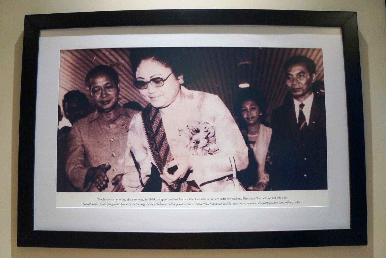 Hotel Indonesia Kempinski welcomes Asian Games with photo, memorabilia exhibition