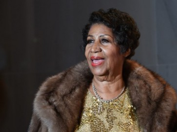 MTV to honor Aretha Franklin at Monday's Video Music Awards