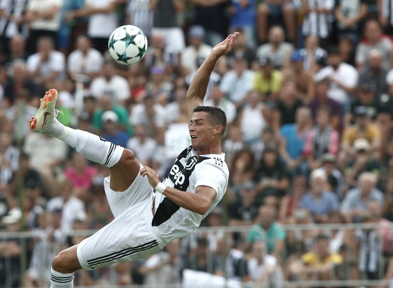 Juventus support Ronaldo as Nike 'deeply concerned' by rape allegations