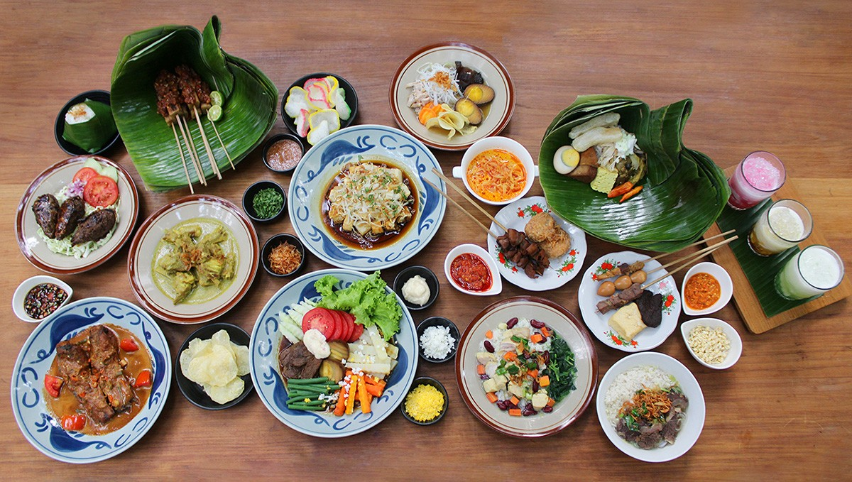 Enjoy these special dishes to celebrate Indonesia's independence