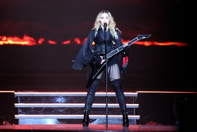 Madonna shares new track 'Medellín' from upcoming new album