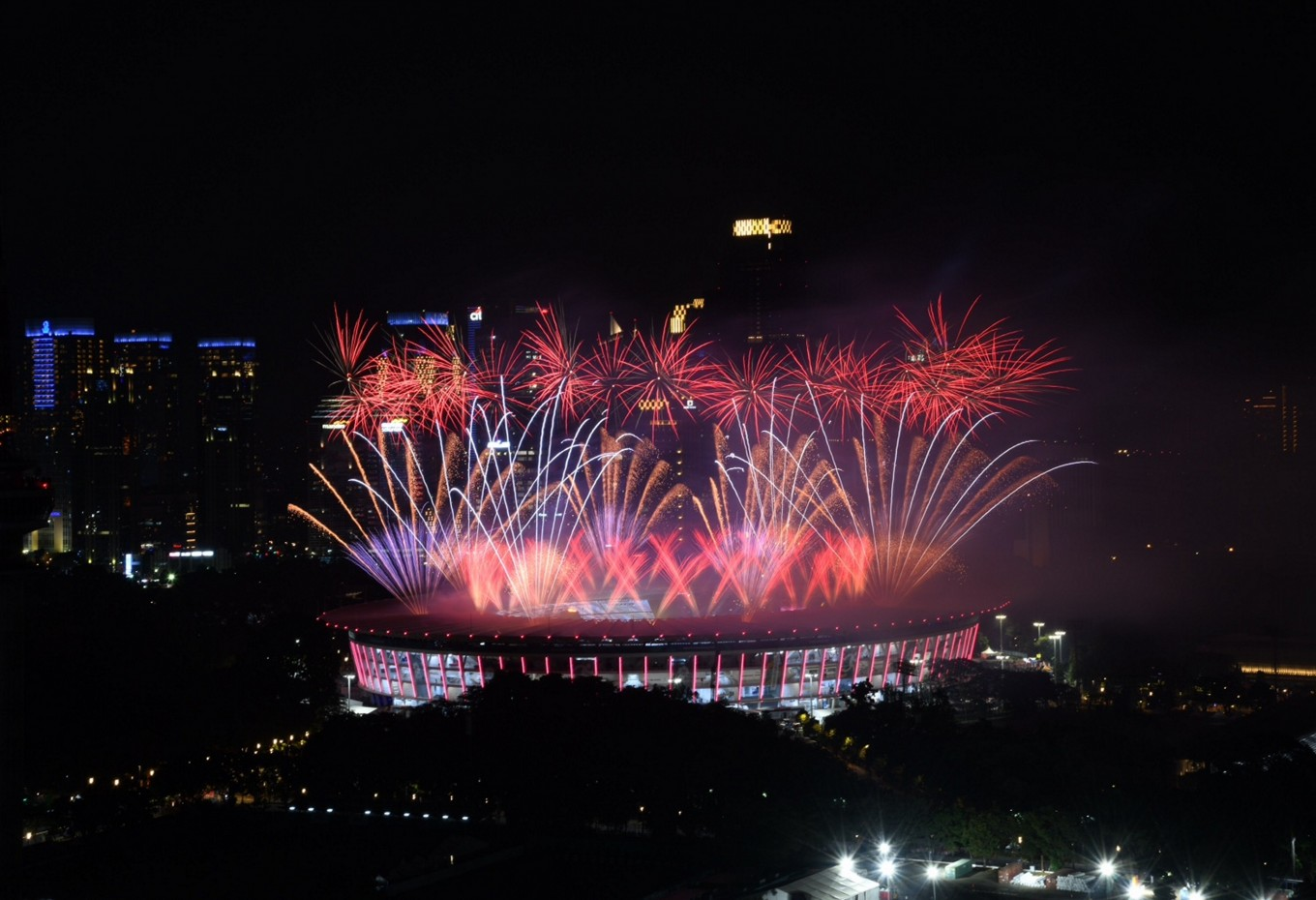 Indonesia denies reports on Jakarta's air pollution during Asian Games
